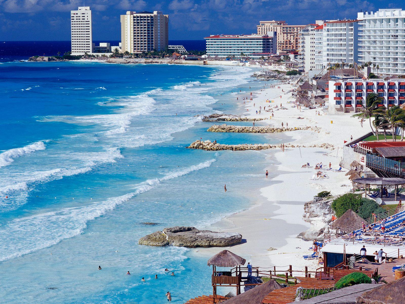 México regresa al top 10 mundial en turismo: Peña Nieto